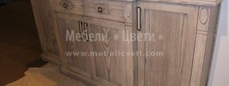 Контра шкаф за трапезария от ясен.