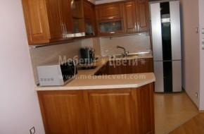 Проектиране, производство и монтаж на кухни от дъб.Барплот от дъб с цена 1800 лева/в цената са включени само шкафове/.
