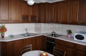 Обзавеждане по поръчка,в цвят по избор на клиента.Цена на кухненските шкафове- 4550 лв.,маса-250лв.