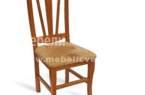 Масивен стол, произведен в Троян.