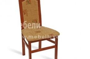 Стол от Троян от масивен плътен красив бук