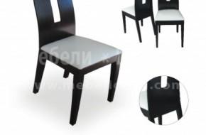 Удобен и стабилен стол от бук