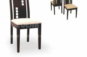 На краката на стола се монтират кичета за да не се драска паркета