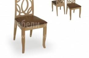 Дървен тапициран стол, направен от бук, подходящ за кухни, трапезарии, обзавеждане на ресторанти
