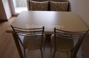 Българска маса за трапезария.