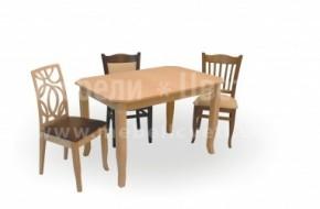 """Комбинация на маса """"Боби"""" със столове по ваше желание"""