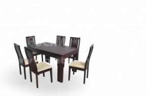 Маса модел Хибрид 2 със столове Кинеред