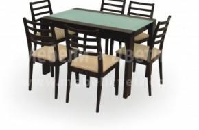 Столове Порто с маса Аризона стъкло